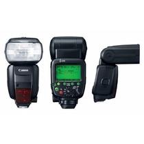Flash Canon Speedlite 600ex-rt Pronta Entrega Frete Gratis