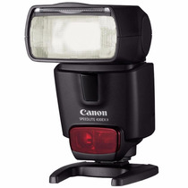 Flash Canon Speedlite 430ex Il C/ Nf E Garantia