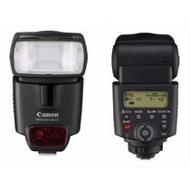 Flash Canon 430ex Ii Speedlite Original Pronta Entrega S.p.