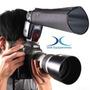 Snoot Para Flash Universal Difusor Softbox Canon Nikon Sony