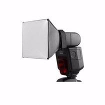Difusor Universal P/ Flash Canon, Nikon, Yongnuo, Sony, Etc.