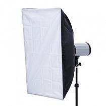 Softbox P/ Flash De Estúdio 50x70cm K150 160ws 250di Greika