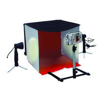 Mini Estúdio Fotográfico Pb-04 40cm Kit Tenda Difusora 110v