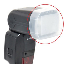 Difusor Flash Canon 600ex 600ex Rt Speedlite * Biina