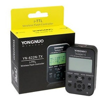 Radio Flash Yongnuo Yn-622n-tx I-ttl Para Câmeras Nikon