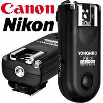 Radio Flash Yongnuo Rf- 603 Ii (versão 2) | Nikon E Canon