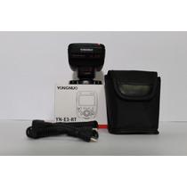 Radio Flash Yongnuo Yn-e3-rt Para Canon