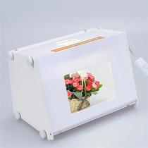 Mini Studio Profissional Fotografico Produto 110 V 49x39x35