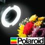 Polaroid Iluminador Flash Macro Led Canon Nikon Sony Alpha