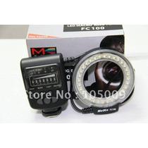 Flash Macro Ring Meike Fc100 Para Canon
