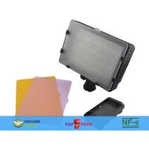 Iluminador Led Neewer Cn-126 Para Vídeo E Foto