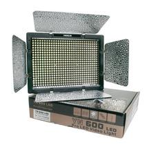 Iluminador Led Yongnuo Yn-600 + Bateria F970 + Carregador