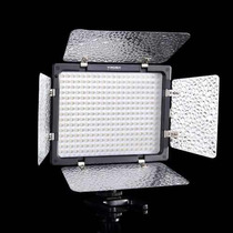 Iluminador Yongnuo 300 Leds+bateria Lítio+carregador