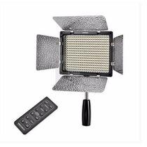 Iluminador Led Yn300, P/ Dslr Canon, Nikon, Sony E Filmadora