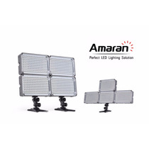 Video Light Led Amaran Al -198c Cri+95 Cores