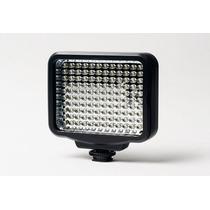 Led/luz/iluminador Profissional Mod5009+ Bateria Np-f570/550