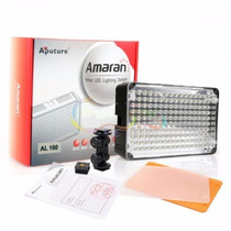 Iluminador Led Al 160 Aputure Amaran Canon Nikon Sony Fuji..