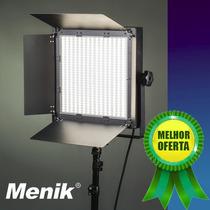 Iluminador Refletor Led Estudio Fotográfico Menik Ls900a