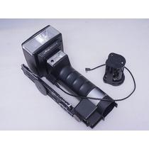 Flash Pro Metz 45 Ct5 Canon Nikon Sony Fuji Kit Basico