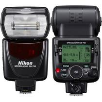 Flash Nikon Speedlight Sb700 Novo Em Sp Merclider Platinum