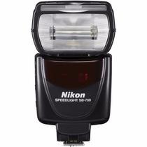 Flash Nikon Speedlight Sb-700 Novo Em Curitiba Sb700