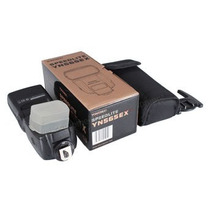 Flash Yn-565ex Ttl Flash Speedlite P/ Nikon + Difusor