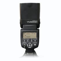 Flash Yongnuo Yn- 565ex Ttl + Difusor Nikon Canon Yn-565ex