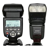 Flash Yongnuo Yn-560 Iii Canon Nikon Pentax Olympus Difusor