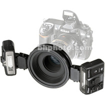 Flash Nikon 4804 Sistema Speedlight Close-up Sem Fio R1 Kit
