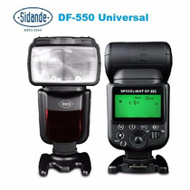 Flash Nikon Speedlight Df 550 D7100 D3200 D3000 D5100 D5200