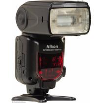 Sb-910 Flash Nikon Speedlight Sb 910 Substitui Sb900 C/ N F