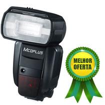 Flash Nikon Mcoplus Mt600 Speedlight Sb910 - Fp Hss 1/8000s
