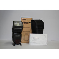 Flash Yongnuo Yn 568ex Ttl Para Canon E Nikon