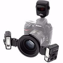 Kit Completo Flash Nikon R1c1 Com Sb-r200 + Su-800 Nf E 1ano