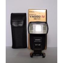 Flash Yongnuo Yn 560 4 Iv Para Canon E Nikon