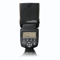 Flash Yn- 565ex Ttl + Radio 622 Ttl + Difusor + Frete Nikon