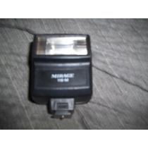 Antigo Flash Mirage 118m Eletronico Camera - Fotografica