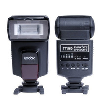 Flash Speedlite Godox Tt560 Gn38 Camera Canon Nikon Fuji