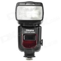 Flash Triopo Yn-568ex Ttl Nikon 568ex I-ttl Yn565ex Tr-586