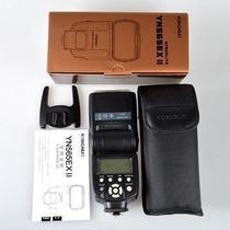Flash Yongnuo Yn 565 Ex Il Speedlite Para Canon E Nikon Ex