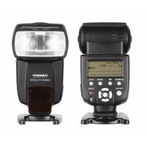 Flash Yongnuo 565 Ex Ii 565ex Canon Nikon Ttl 565exii 430ex