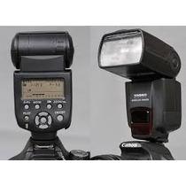 Flash Nikon Canon Yongnuo Yn 565ex Profissional