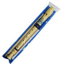 Kit 50 Flautas Doce Csr Sh1503 Em Dó Germânica Opção Yamaha