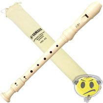 Flauta Doce Yamaha Yrs23 G Germânica - Loja Kadu Som