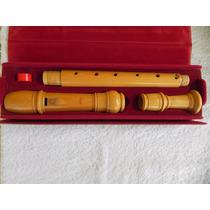 Flauta Alto Moeck