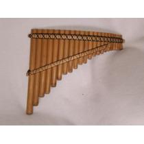 Flautas - Panflute Profissional Shekinah - Bambú