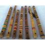 Flauta De Bambu - Bansuris, Pífanos, Pífaros E Quenas