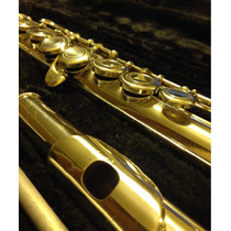 Flauta Transversal Vito Yamaha 111 R - Made In Japan