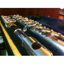 Flauta Transversal Yamaha Advantage F L 1- Japan