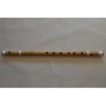Flauta Bansuri Indiana - Bansuri India - Flauta Em Bambu